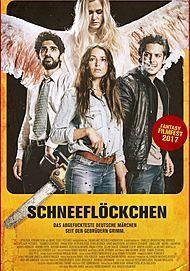 """Movie poster for """"Schneeflöckchen"""""""