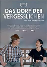 """Filmplakat für """"Das Dorf der Vergesslichen"""""""