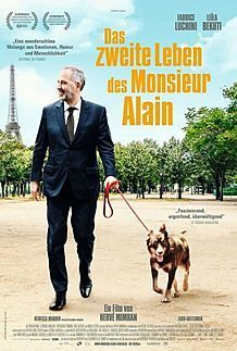 """Movie poster for """"UN HOMME PRESSE"""""""
