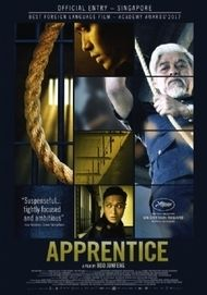 "Movie poster for ""APPRENTICE"""
