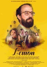 """Movie poster for """"LEMON"""""""