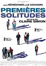 """Movie poster for """"YOUNG SOLITUDE"""""""