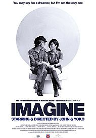 "Movie poster for ""IMAGINE"""