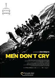 """Movie poster for """"Menn skal ikke gråte"""""""