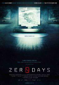 "Movie poster for ""ZERO DAYS"""