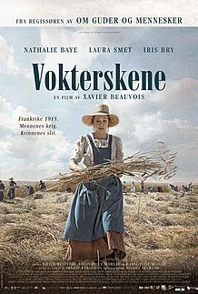 "Movie poster for ""Vokterskene"""