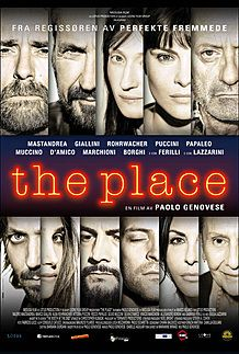 "Movie poster for ""THE PLACE"""