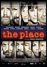 """Movie poster for """"THE PLACE"""""""