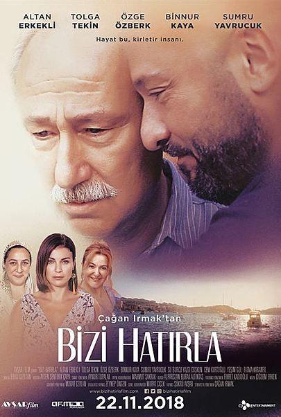 """Filmplakat für """"Bizi Hatirla"""""""
