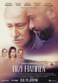 "Movie poster for ""Bizi Hatirla"""