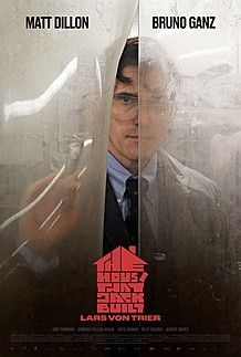 Plakat for THE HOUSE THAT JACK BUILT
