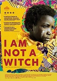 """Movie poster for """"I AM NOT A WITCH"""""""