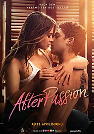 "Movie poster for ""After Passion"""