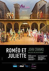 """Movie poster for """"Romeo & Julia - Stuttgarter Ballett"""""""