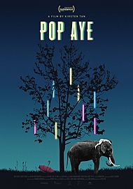 "Movie poster for ""POP AYE"""