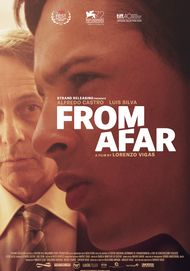 "Movie poster for ""FROM AFAR"""