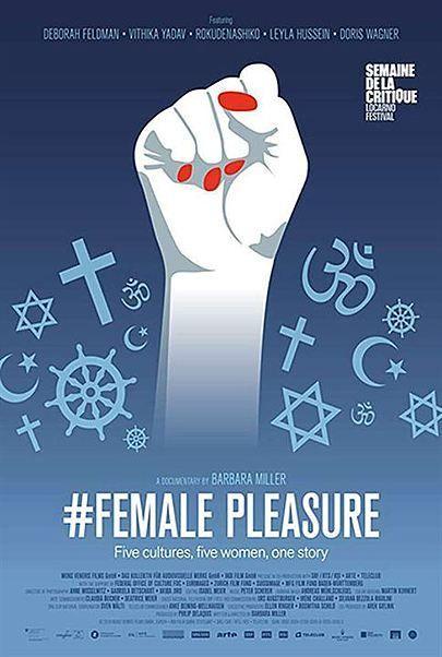 "Filmplakat für ""#Female Pleasure"""