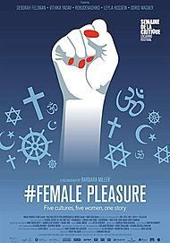 "Filmplakat für ""#Female Pleasure"""