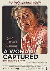 """Filmplakat für """"Eine gefangene Frau"""""""