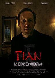 """Movie poster for """"Tian - Das Geheimnis der Schmuckstrasse"""""""