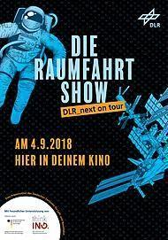 """Filmplakat für """"Die Raumfahrt Show"""""""