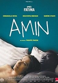 """Movie poster for """"AMIN"""""""