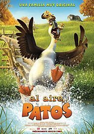 """Movie poster for """"DUCK DUCK GOOSE"""""""