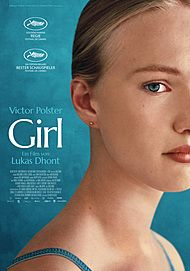 """Filmplakat für """"Girl"""""""