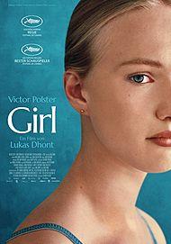 "Movie poster for ""Girl"""