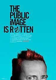 "Movie poster for ""THE PUBLIC IMAGE IS ROTTEN"""