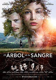 """Movie poster for """"EL ARBOL DE LA SANGRE"""""""