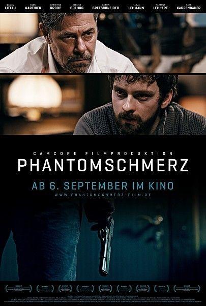 """Filmplakat für """"Phantomschmerz"""""""