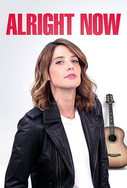 """Movie poster for """"ALRIGHT NOW"""""""