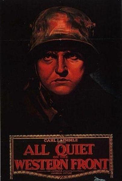 """Filmplakat für """" Im Westen nichts Neues"""""""