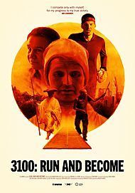 """Movie poster for """"3100: RUN AND BECOME"""""""