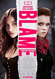"Filmplakat für ""Blame - Verbotenes Verlangen"""