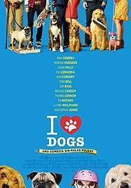 "Movie poster for ""DOG DAYS"""