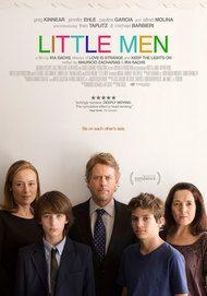 """Movie poster for """"LITTLE MEN"""""""