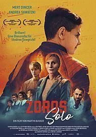 """Filmplakat für """"ZOROS SOLO"""""""