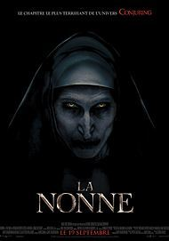 """Movie poster for """"THE NUN"""""""
