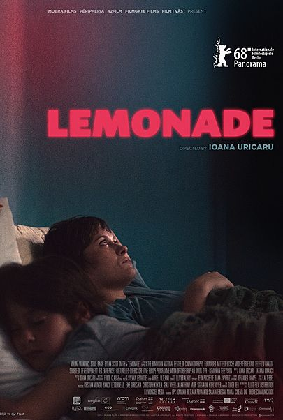 "Filmplakat für ""LEMONADE"""