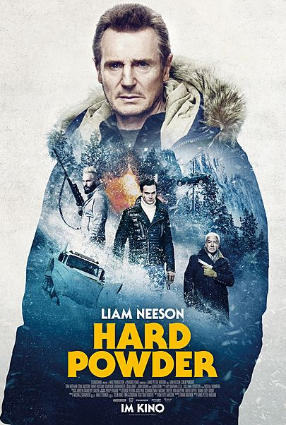 """Movie poster for """"COLD PURSUIT"""""""