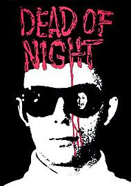 "Movie poster for ""DEAD OF NIGHT"""