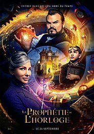 """Affiche du film """"LA PROPHETIE DE L'HORLOGE"""""""