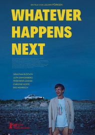 "Movie poster for ""Whatever Happens Next"""