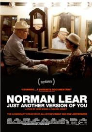 """Movie poster for """"NORMAN LEAR: JUST ANOTHER VERSION OF YOU"""""""