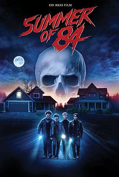 """Filmplakat für """"SUMMER OF 84"""""""