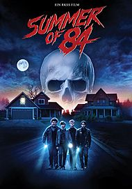"Filmplakat für ""SUMMER OF 84"""