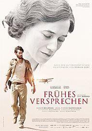 """Filmplakat für """"Frühes Versprechen"""""""