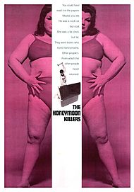 "Movie poster for ""THE HONEYMOON KILLERS"""